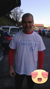 corsa a Bra con CiaoLapo ONLUS