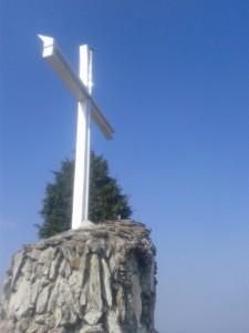 Croce sul Monte San Giorgio