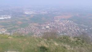Vista dal Monte San Giorgio
